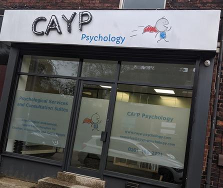 psychology clinics manchester